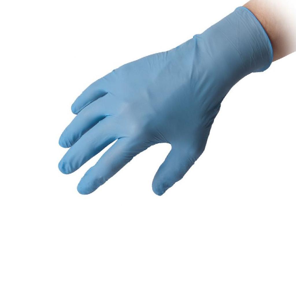Disposable nitrile gloves -...