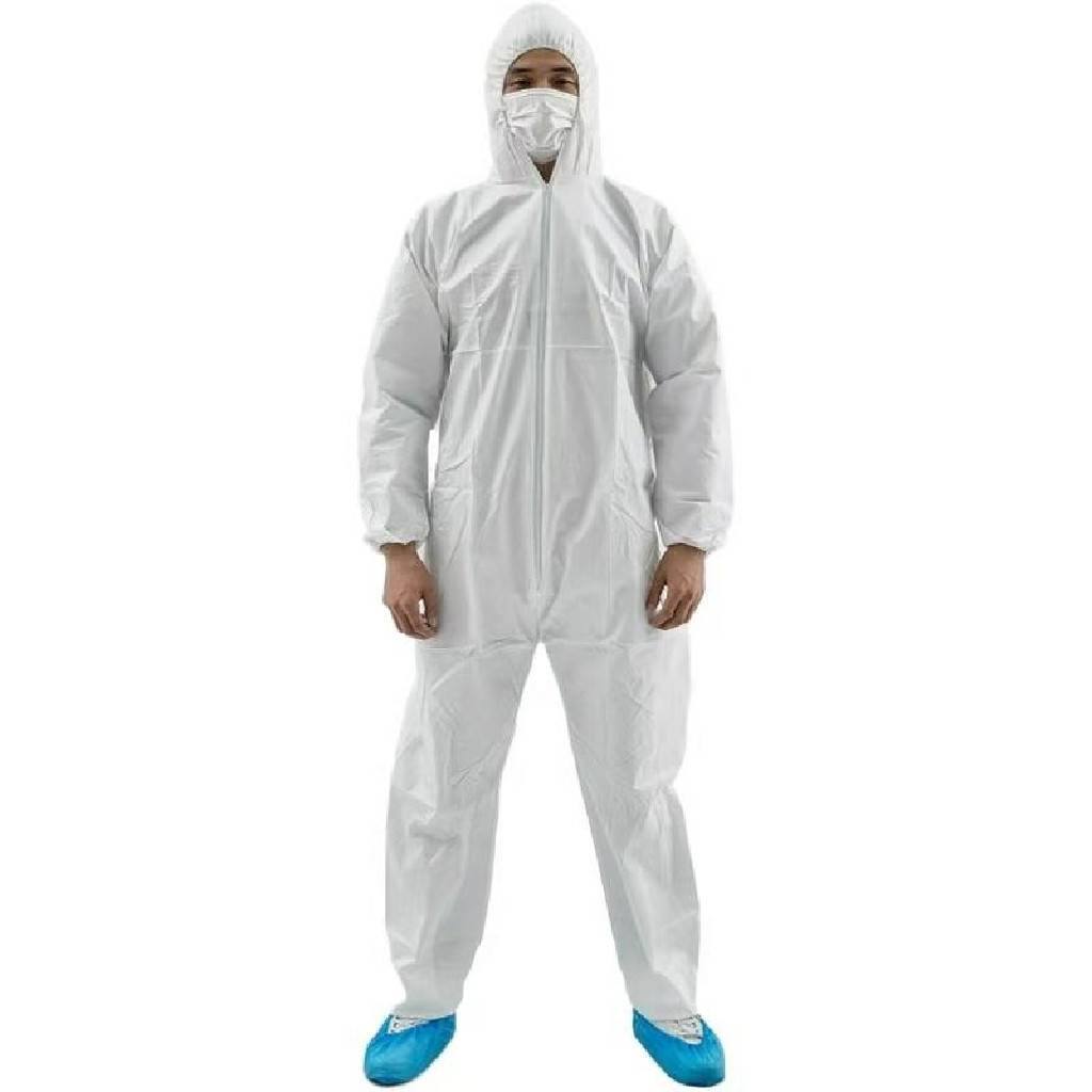 Disposable coveralls - 50...