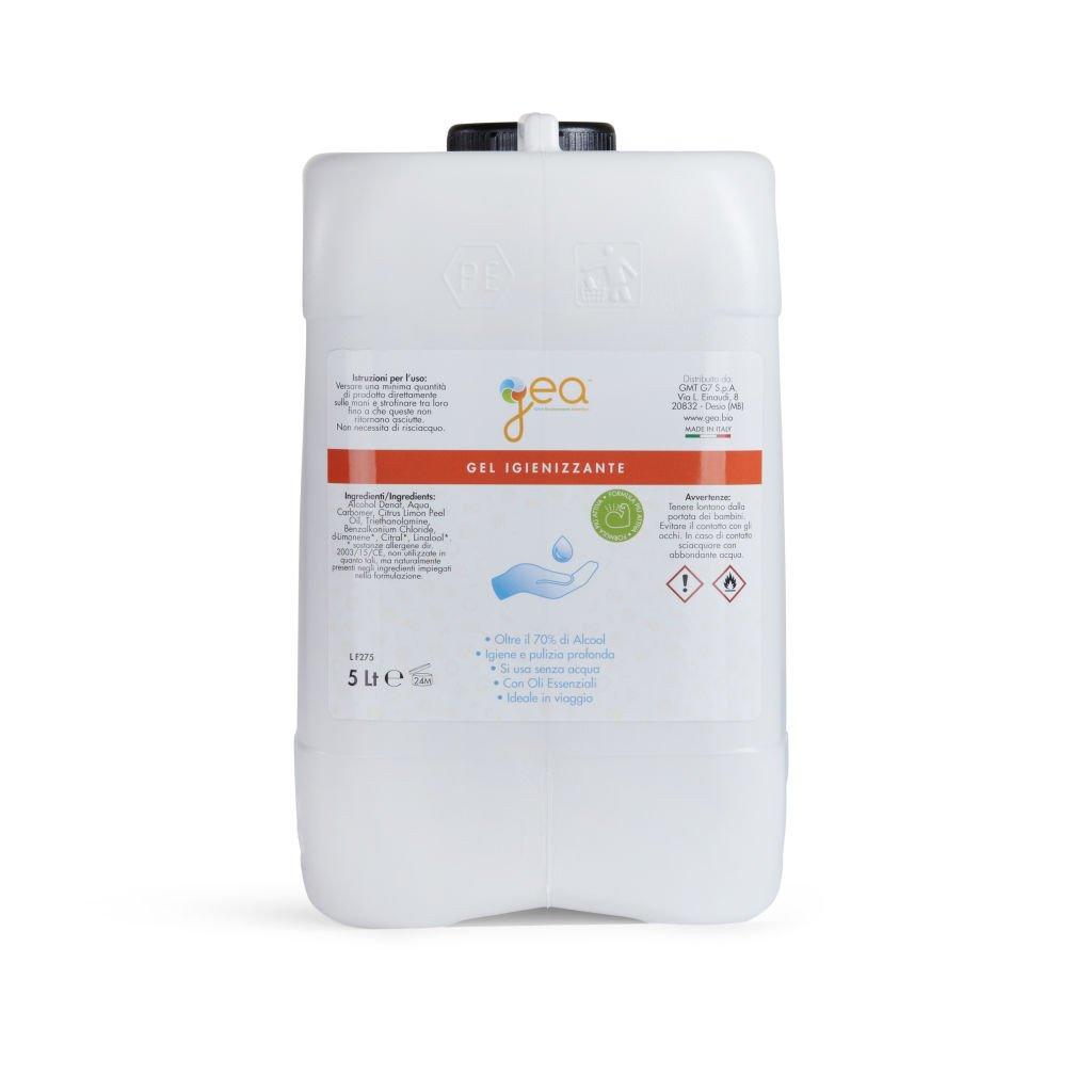 Hand sanitizer gel 5 liter...