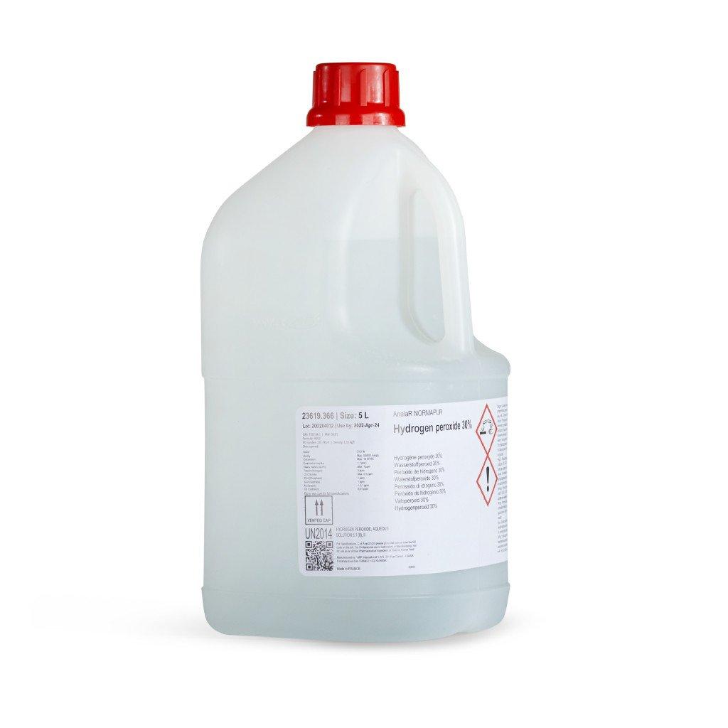 Hydrogen peroxide 30%  - 5L...